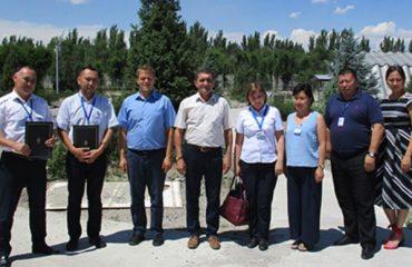 Manas International Airport (Bishkek) Purchase Simfox Pro