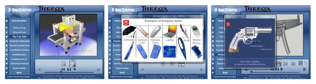 Renful Trefox Course