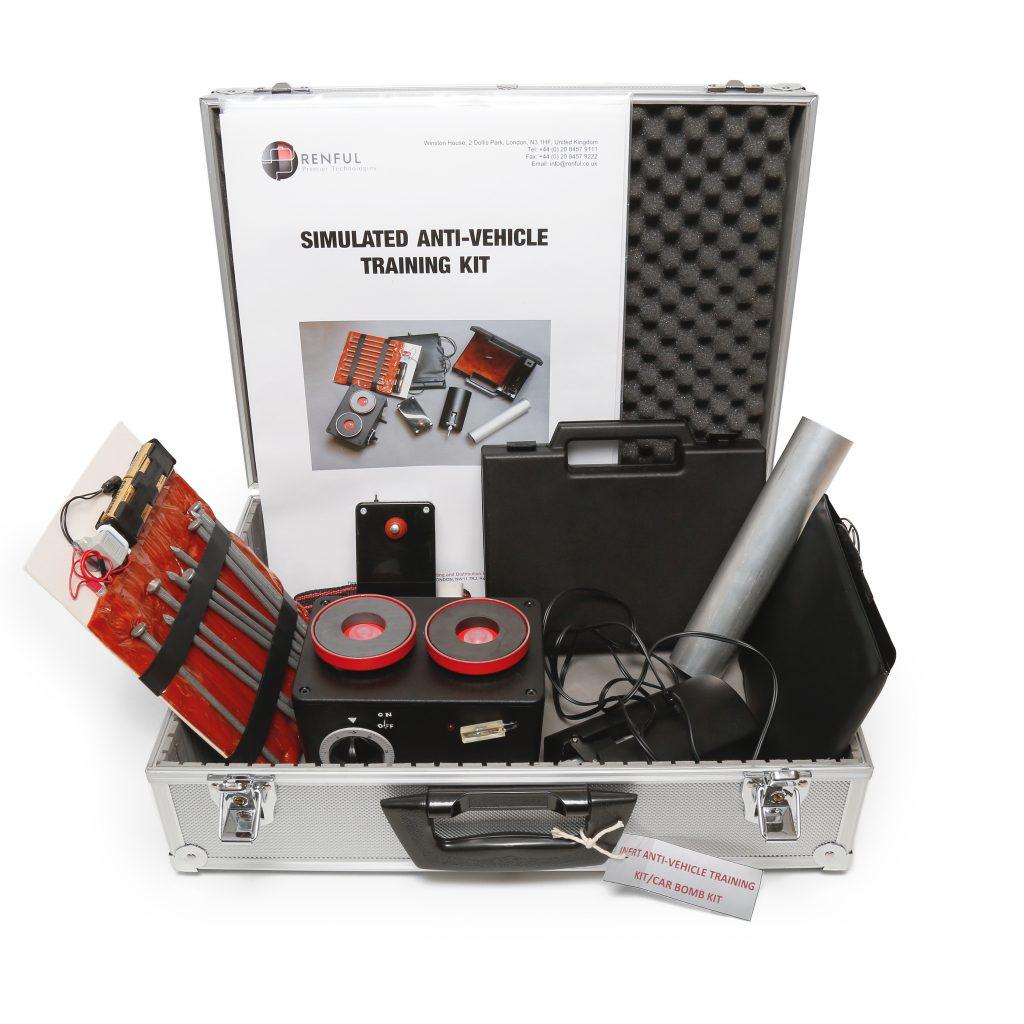 anti vehicle simulant training kit