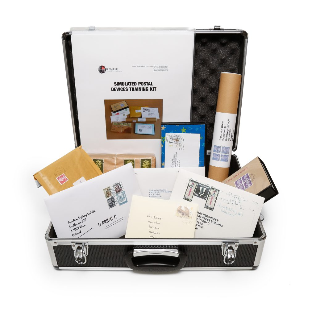 postal devices simulation training kit