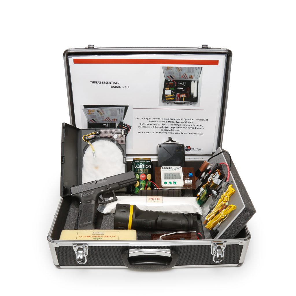 treat essentials simulant training kit