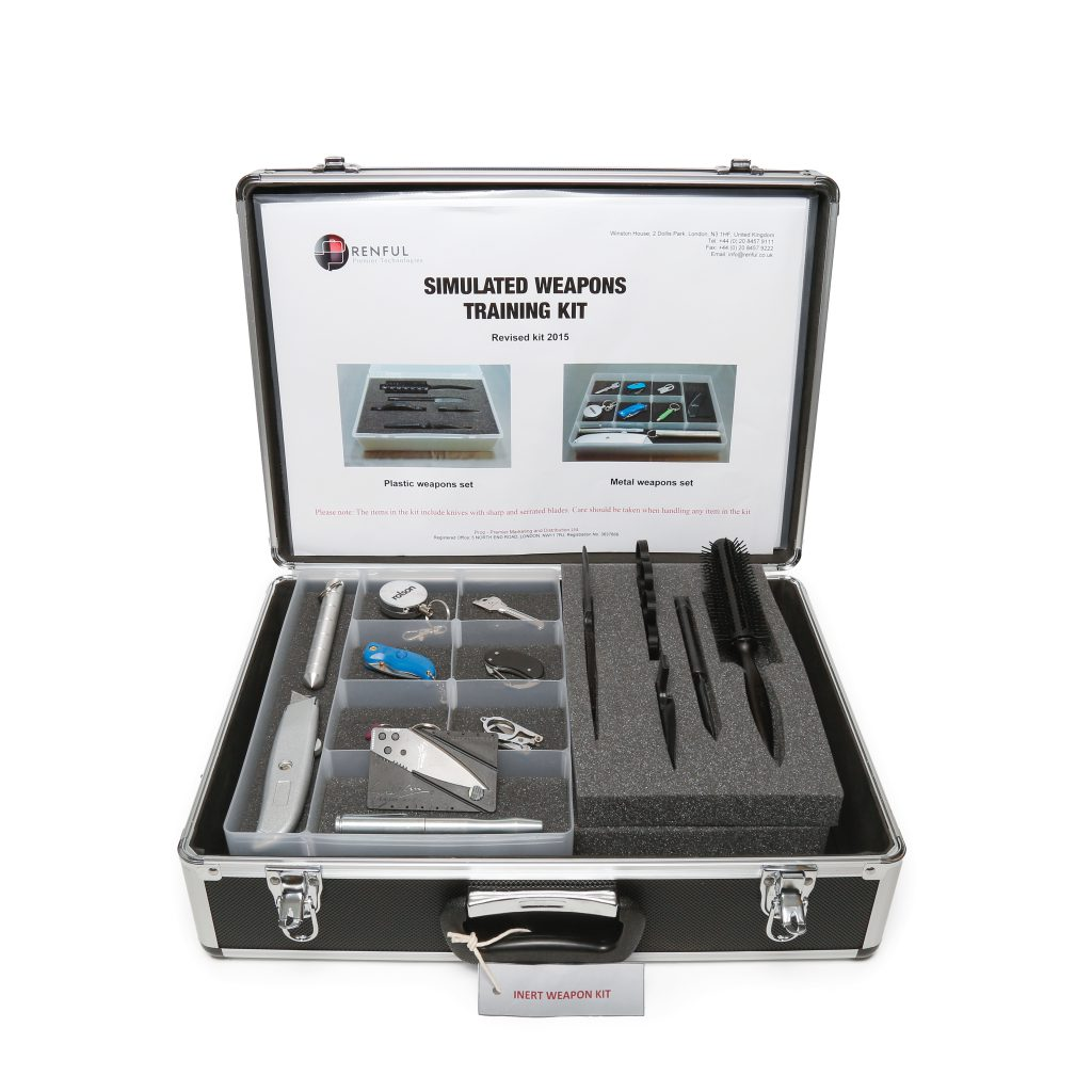 weapons SIMULATION training kit