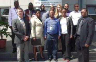 Civil Aviation Botswana Simfox