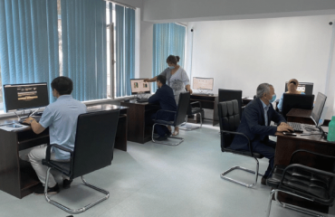 Civil Aviation Academy, Kazakhstan Purchase Simfox