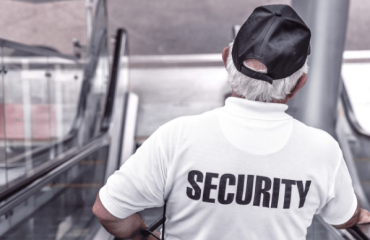 requirements of a security guard training