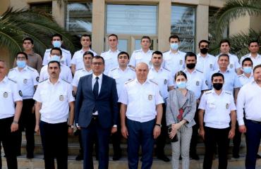 Committee of Azerbaijan Participates in Simfox Train-the-Trainer Course